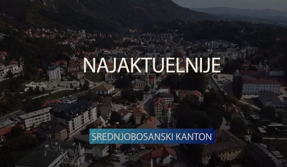 TRAVNIK DANAS/ Počelo asfaltiranje Vezirske ulice