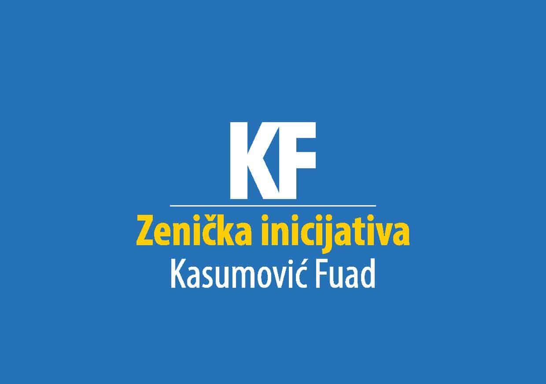 """""""Zenička inicijativa Kasumović Fuad"""" garant snažnije izgradnje evropske Zenice"""""""