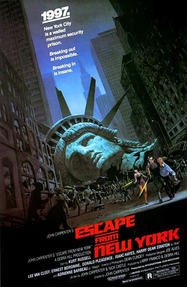 Bjeg iz New Yorka