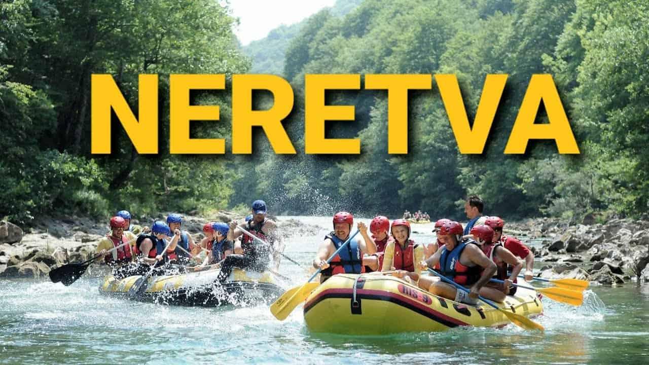 LJETO U BIH – RAFTING NERETVA / Nezaboravan godisnji odmor u BiH