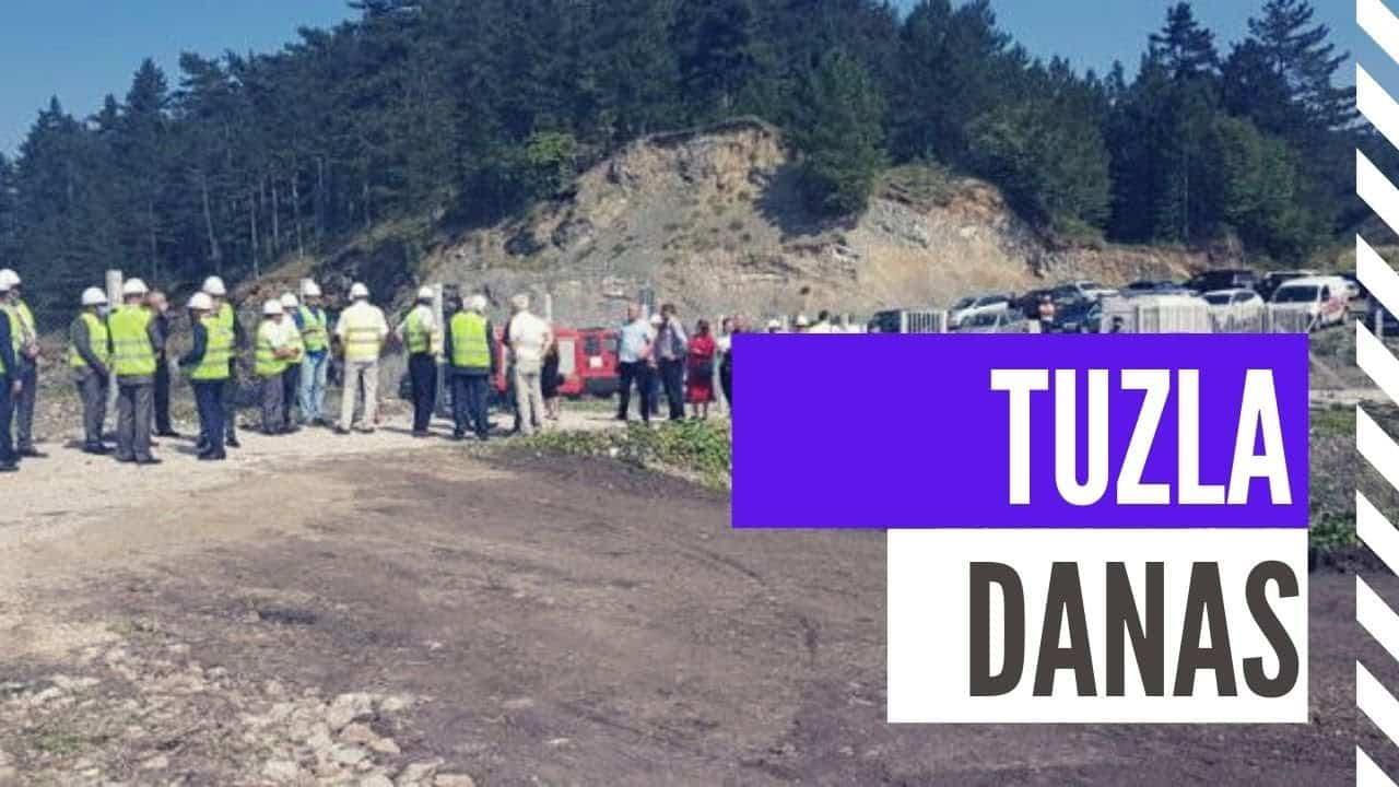 TUZLA DANAS / Izgradnja međuopćinske sanitarne deponije u Živinicama