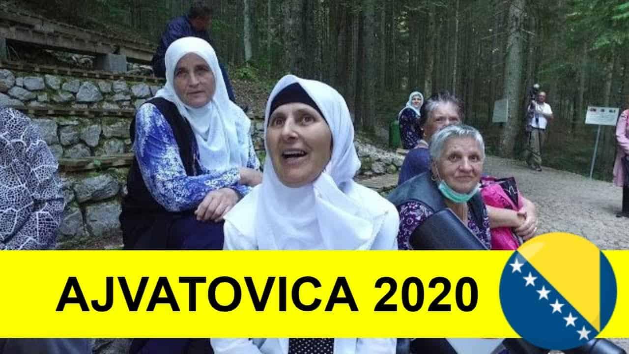 AJVATOVICA 2020 / Od Karaule do Prusca / Jaka vjera čini čuda