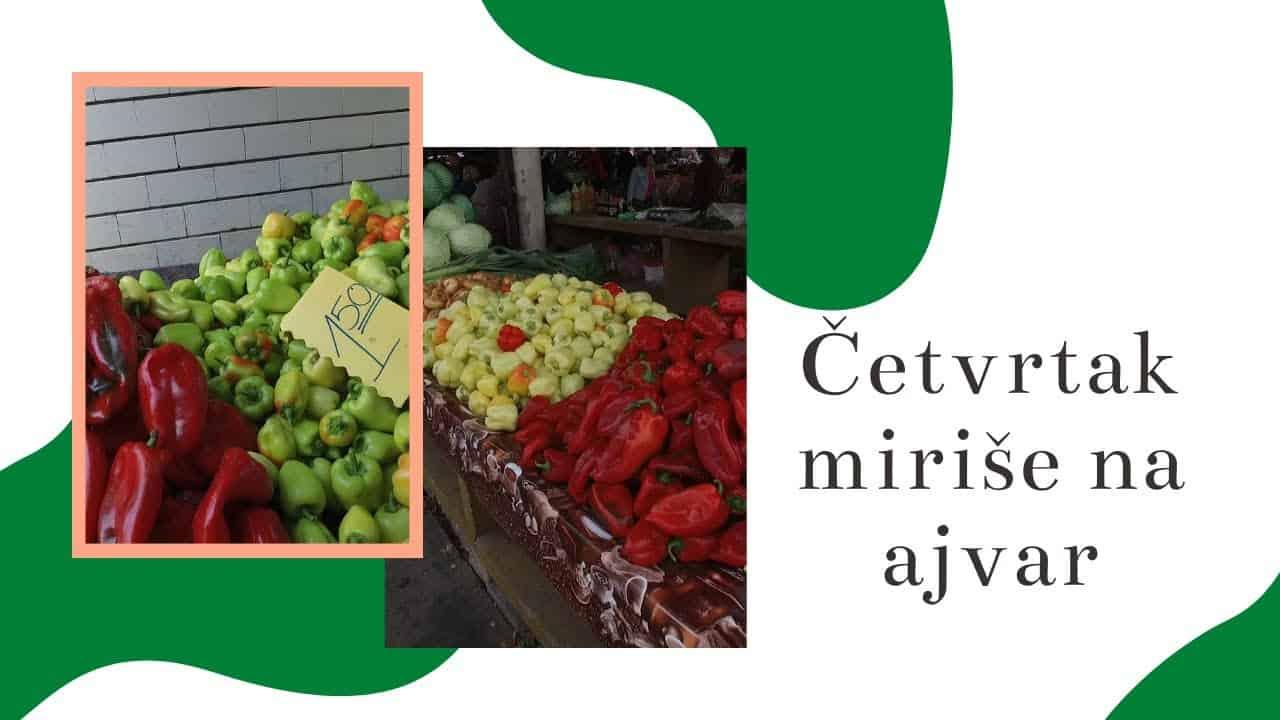 """Travnička """"Zelena pijaca"""" postala """"Crvena"""""""