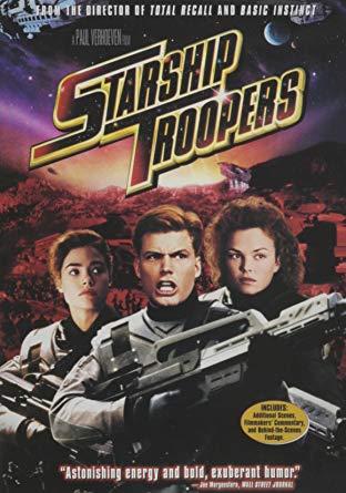 Svemirski vojnici