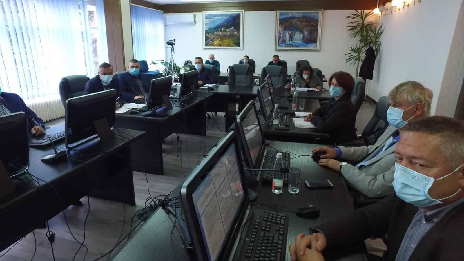Nadzorne kamere za bolju sigurnost građana u SBK