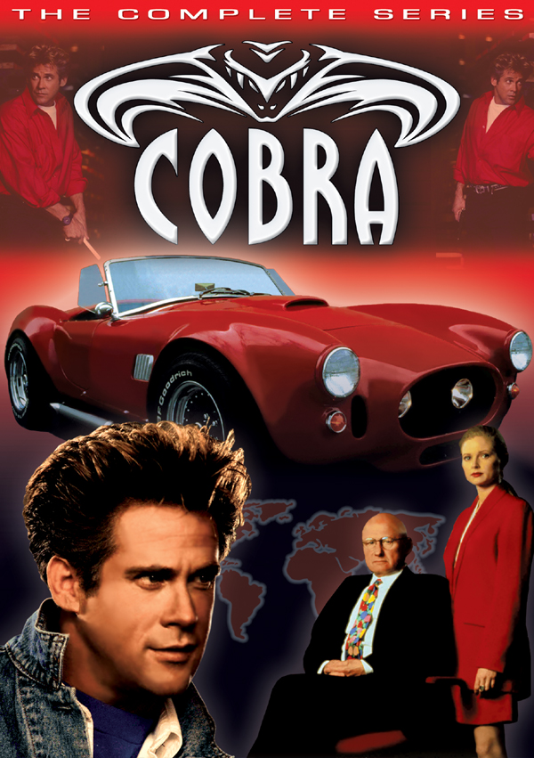 Serija Kobra na Kanal 6 HD televiziji