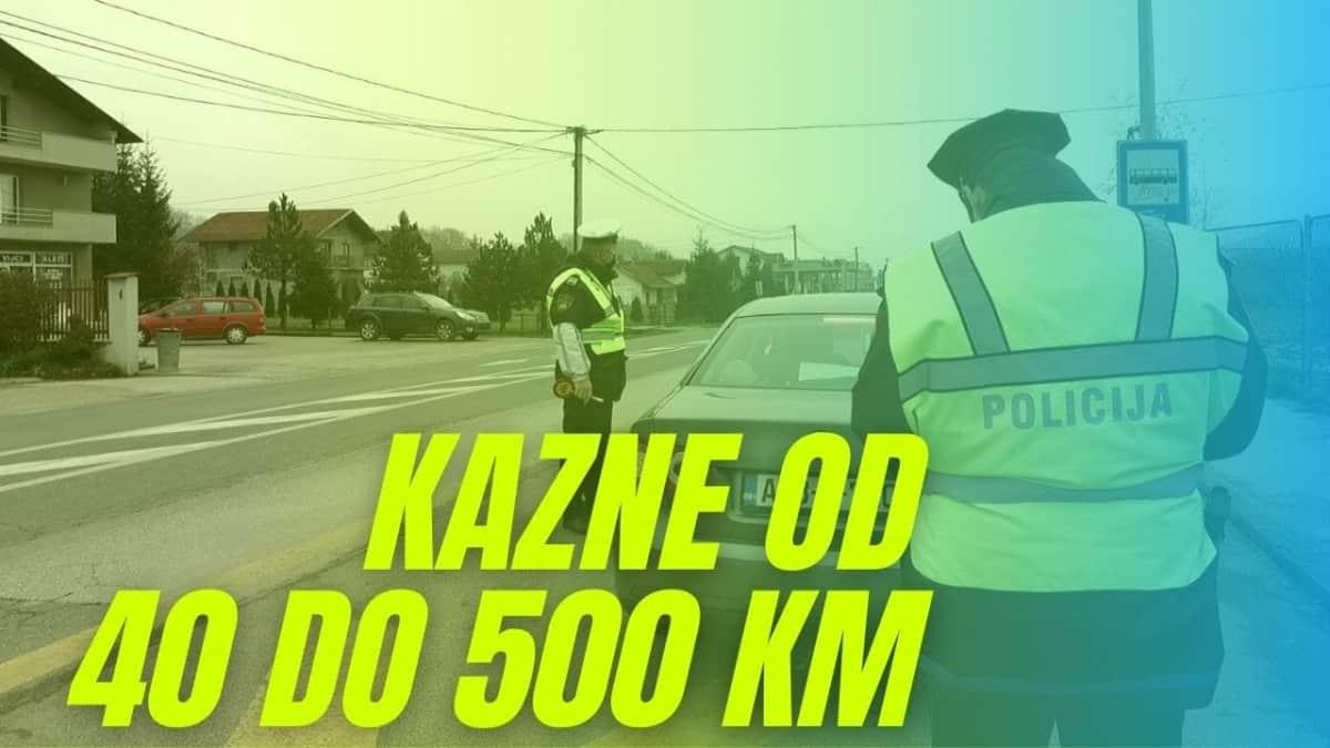 Ekipa Kanal 6 televizije u akciji sa policijom!