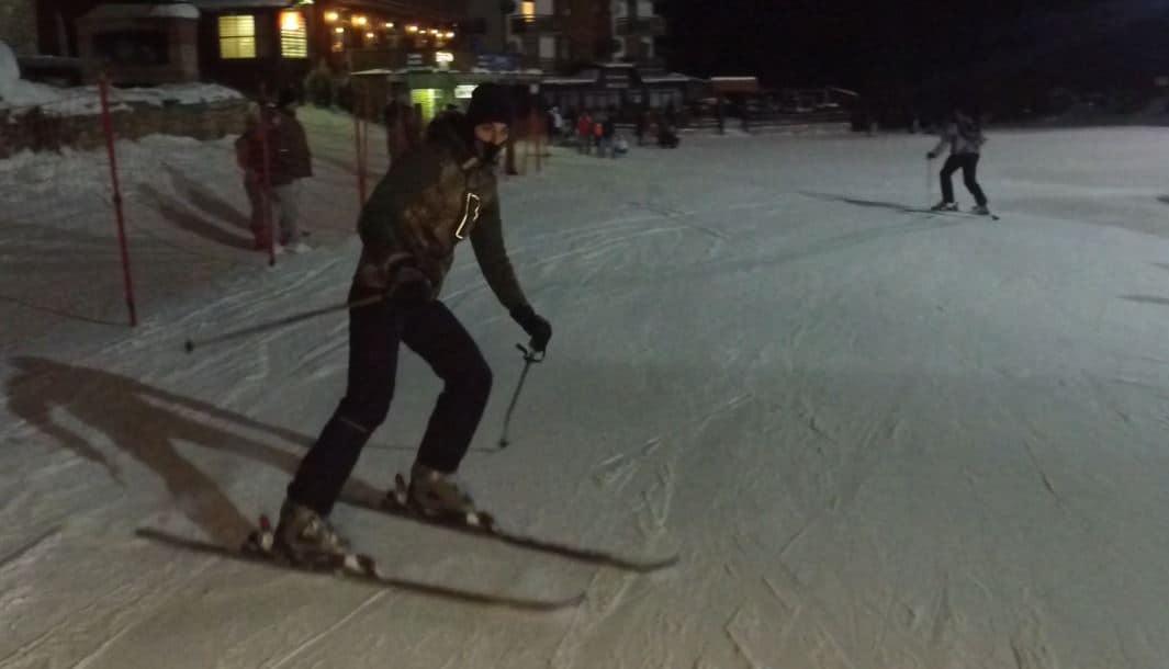 Noćno skijanje na Vlašiću