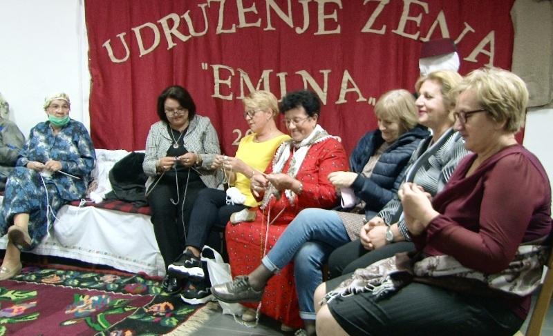 """Posjetili smo Udruženje žena """"Emina"""" Turbe"""