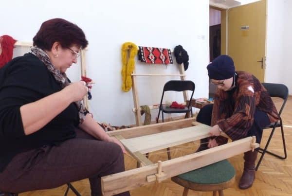 U Travniku se uče vještine tkanja bosanskog ćilima