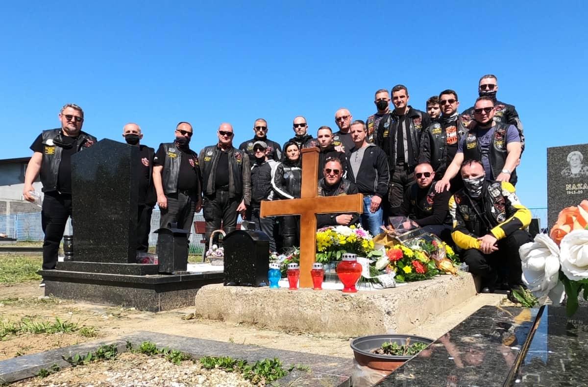 Pogledajte kompletnu reportažu/ Prva memorijalna vožnja za Grahović Nedeljka