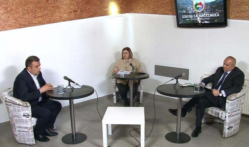 (VIDEO) Predstavljanje kandidata za načelnika Općine Travnik