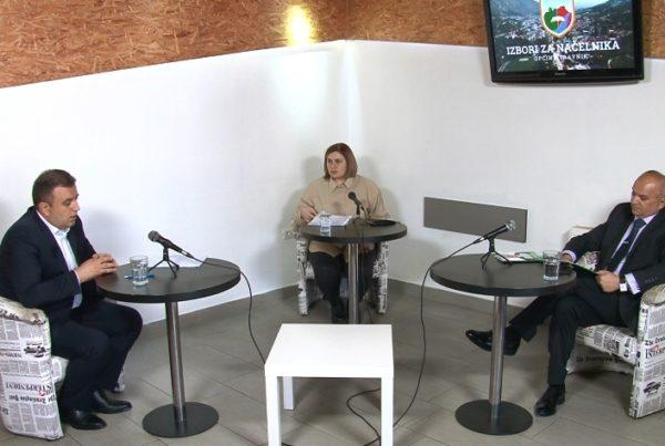 U petak na Kanalu 6/ Predstavljanje kandidata za načelnika Općine Travnik