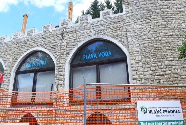 Započela izgradnja luksuznog hotela na Plavoj vodi