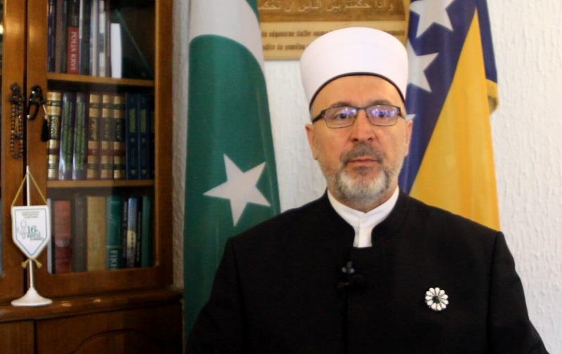 Poruka Muftije travničkog povodom Ramazanskog Bajrama