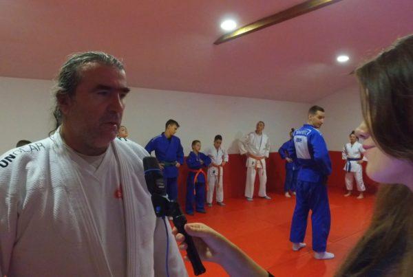 """Pogledajte priču o Judo klubu """"Travnik"""" i omiljenom treneru Taki"""