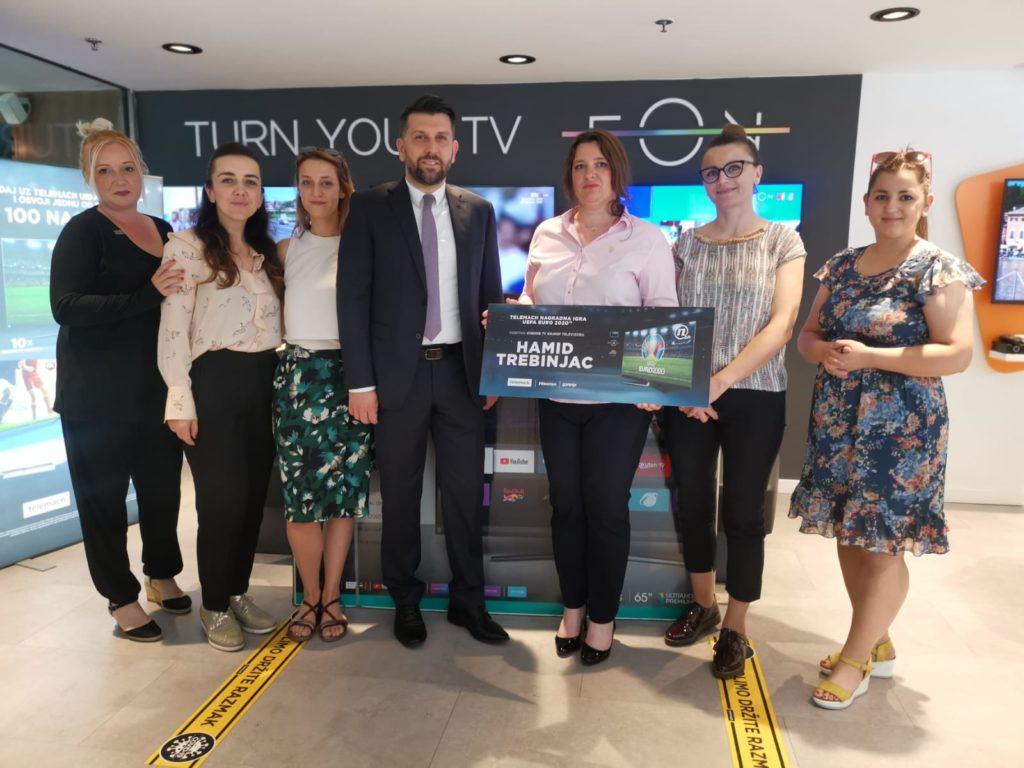 Završena velika nagradna igra kompanije Telemach BH , izvučeni dobitnici 111 Hisense i Gorenje nagrada