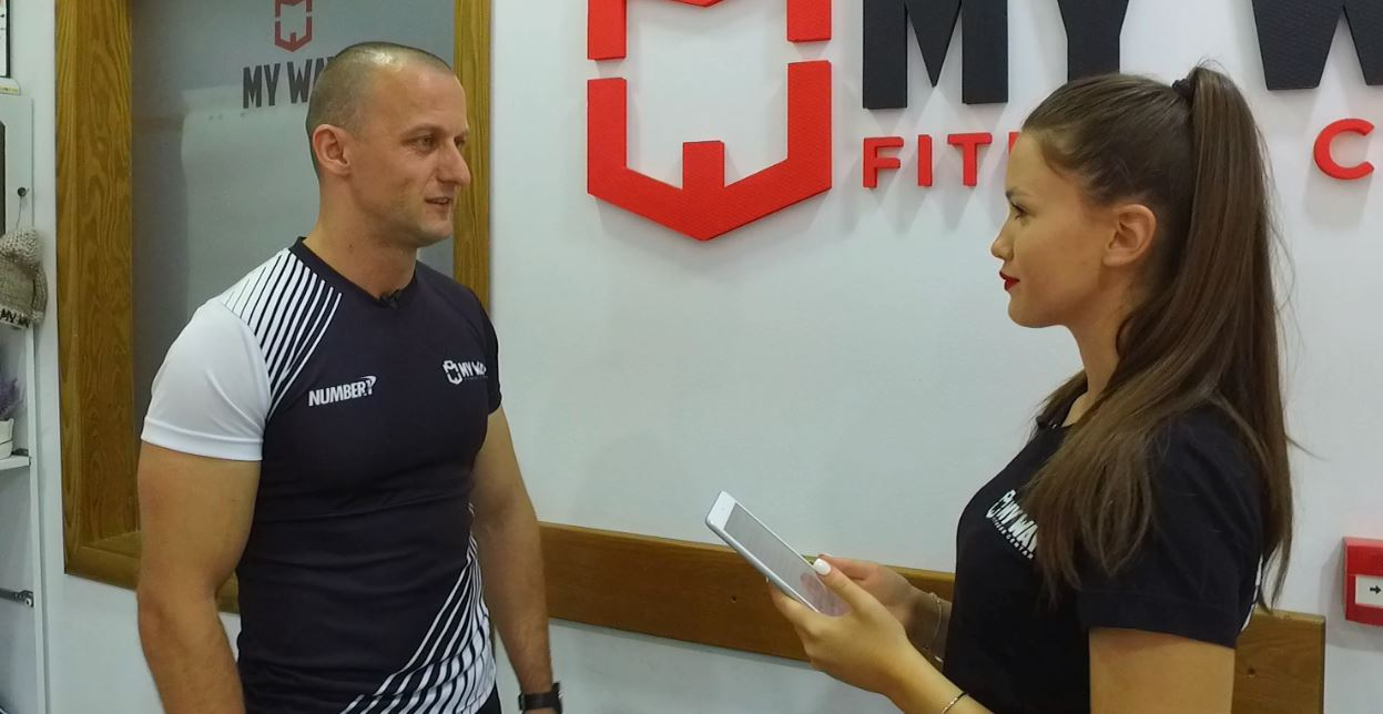 (VIDEO) Iman Hadžić vam priča priču o Fitness centru My Way