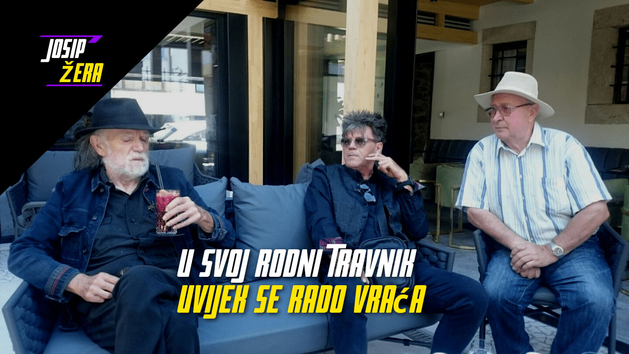 Žera i Josip Pejaković ponovno snimaju u Travniku