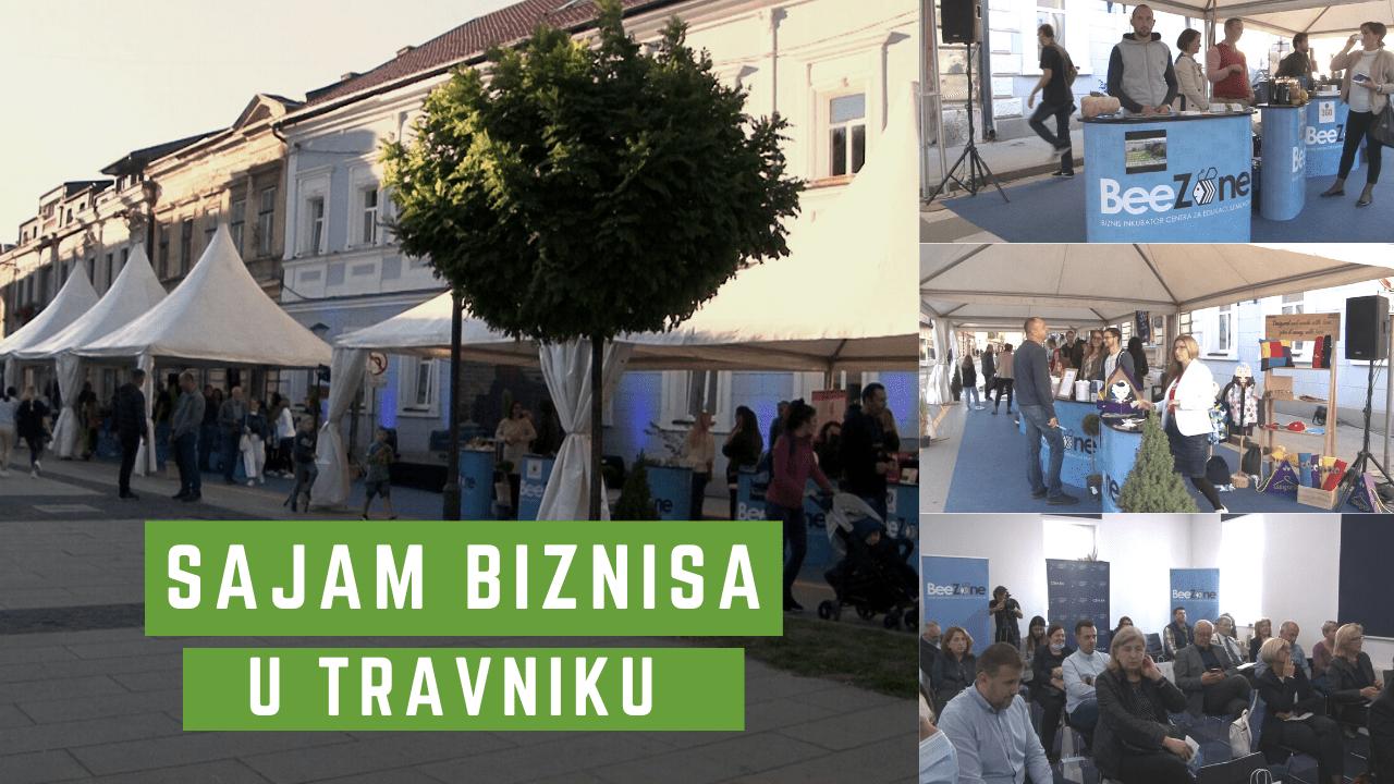 """(VIDEO) U Travniku predstavljeni biznisi koji su  podržani u okviru projekta """"Trein"""""""