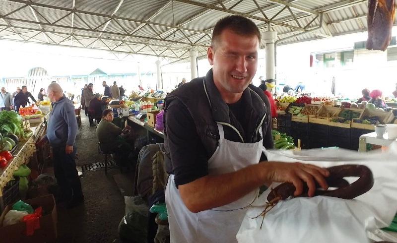 (VIDEO) Zamirisala jesen/ I danas smo bili na vašoj omiljenoj pijaci u Travniku