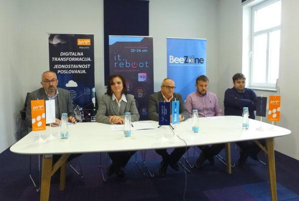 (VIDEO) Generalni sponzor BH Telecom/ Prvi sajam IT industrije u Travniku