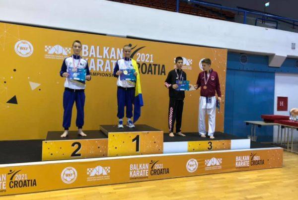 (VIDEO) Travničanima devet medalja na Balkanskom prvenstvu!